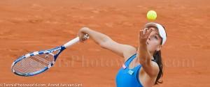 Agnieszka Radwanska Roland Garros 2011