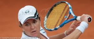Alexandra Dulgheru Roland Garros 2010