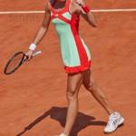 Ana Ivanovic Roland Garros 2012 DSC_8892
