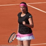 Aravane Rezai Roland Garros 2012 8129