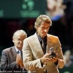 Davis Cup 2013 Nederland Oostenrijk huldiging Haarhuis 9330