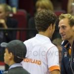 Davis Cup 2013 Nederland Oostenrijk team 9953