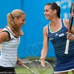 Dominika Cibulkova en Flavia Penetta  Unicef Open 2011 8654