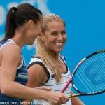 Dominika Cibulkova en Flavia Penetta  Unicef Open 2011 8655