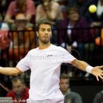 Jean-Julien Roger Davis Cup 2013 Nederland Oostenrijk 9400