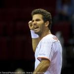 Jean-Julien Roger Davis Cup 2013 Nederland Oostenrijk 9862