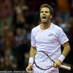 Jean-Julien Roger Davis Cup 2013 Nederland Oostenrijk 9918
