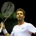 Jean-Julien Roger Davis Cup 2013 Nederland Oostenrijk 9927