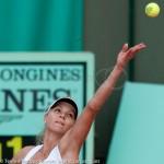 Maria Kirilenko Roland Garros 2010 8946