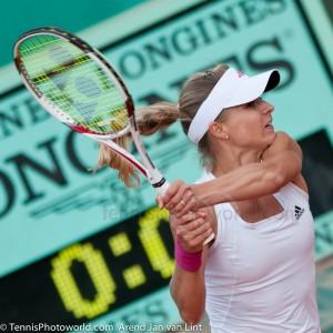 Maria Kirilenko Roland Garros 2010 8957
