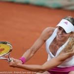 Maria Kirilenko Roland Garros 2010 9126