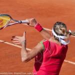 Maria Kirilenko Roland Garros 2011 6779