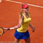 Maria Kirilenko Roland Garros 2012 9628