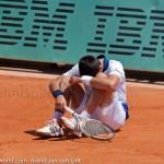 Novak Djokovic Roland Garros 2010 283