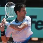 Novak Djokovic Roland Garros 2010 8450