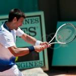 Novak Djokovic Roland Garros 2010 8506