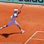 Novak Djokovic Roland Garros 2011 94