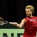 Oliver Marach Davis Cup 2013 NL Oostenrijk 8451