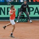 Robin Haase Davis Cup NL-Zwit 929