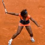 Serena Williams Roland Garros 2009 A314
