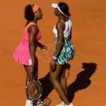 Serena Williams Roland Garros 2009 B21 Venus