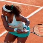 Serena Williams Roland Garros 2012 8170