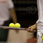 Sfeer Davis Cup 2013 Nederland Oostenrijk 9382