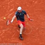 Andy Murray Roland Garros 2012 1000