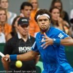 Davis Cup 2009 Nederland Frankrijk 0111