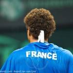 Davis Cup 2009 Nederland Frankrijk 0126