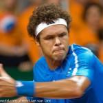 Davis Cup 2009 Nederland Frankrijk 0128