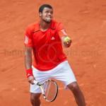 Jo Wilfried Tsonga Roland Garros 2010 7401