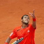 Jo Wilfried Tsonga Roland Garros 2010 7409