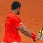 Jo Wilfried Tsonga Roland Garros 2010 7434
