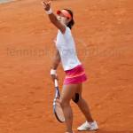 Na Li Roland Garros 2011 24