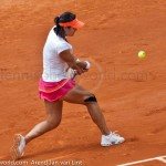 Na Li Roland Garros 2011 33