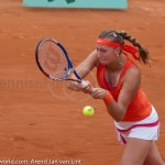 Petra Kvitova Roland Garros 2011 12