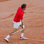 Roger Federer Davis Cup NL Zwits 786