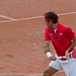 Roger Federer Davis Cup NL Zwits 950