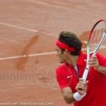 Roger Federer Davis Cup NL Zwits 954