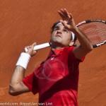 Roger Federer Roland Garros 2011 179