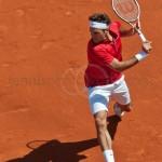 Roger Federer Roland Garros 2011 6710