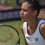Flavia Pennetta Ordina Open 2009 return 35