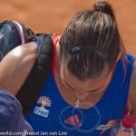 Flavia Pennetta Roland Garros 2012 7980