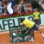 Gael Monfils Rol Garros 2009 437