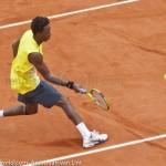 Gael Monfils Rol Garros 2009 FH 403