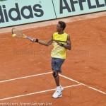 Gael Monfils Rol Garros 2009 FH 415