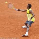 Gael Monfils Rol Garros 2009 FH 417