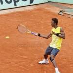 Gael Monfils Rol Garros 2009 FH 418