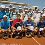 Umag Opening Tennis Academy sfeerimpressie 0340